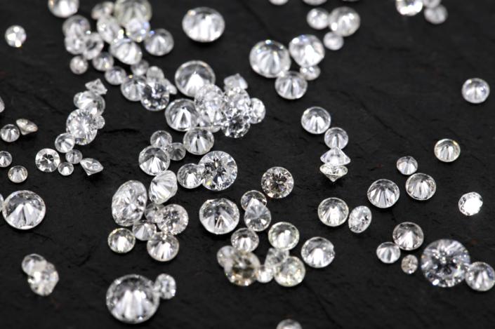 Uebersicht über Diamanten
