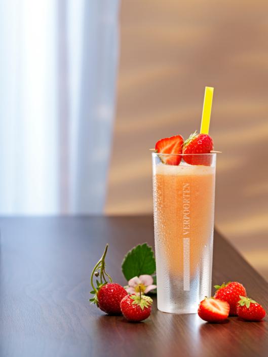 Lebensmittel perfekt in Szene gesetzt, Cocktail mit Verpoorten Eierlikör