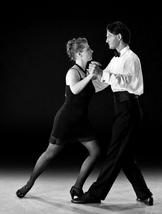 Tango Argentino Pose
