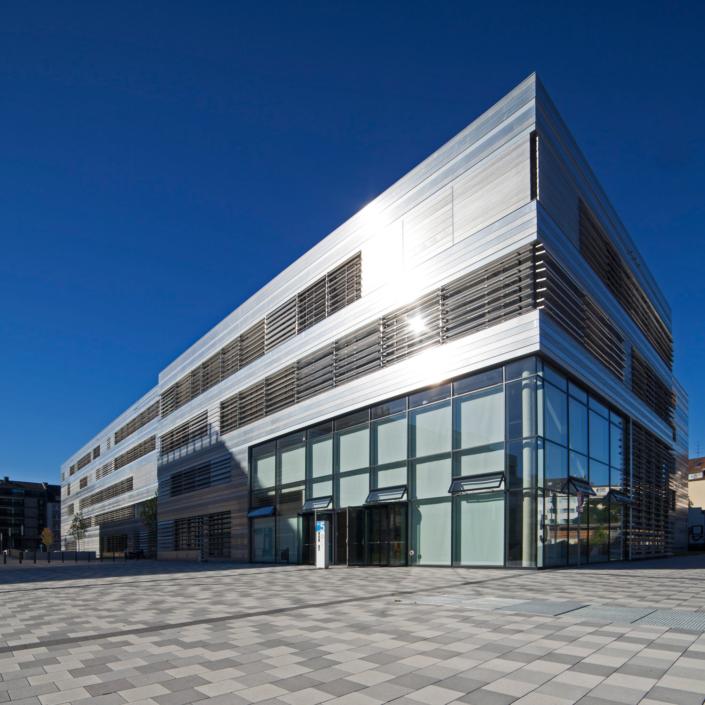 Industriefotografie und Architekturfotografie, Fachhochschule Düsseldorf