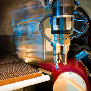 Videoproduktion, Roboter in Bewegung