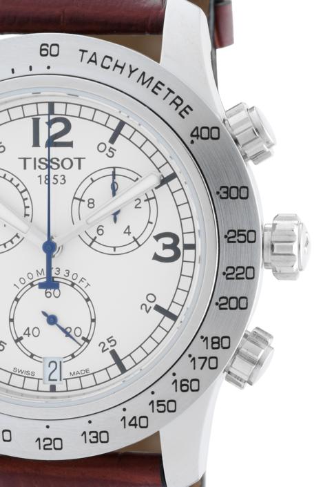 Detail aus Tissot Chronograph